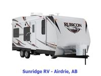 Built on a 10� I-Beam Chassis, the Rubicon 2900 is