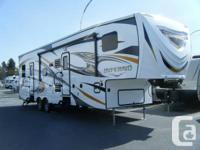 2014 KZ Recreational Vehicle Inferno 3312T (4448).