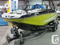 Just Traded in. This 2014 Scarab 215 HO Impulse LOADED
