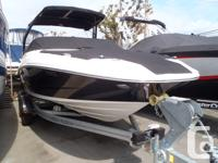 2014 Sea Ray 220 Sundeck OutboardFactory Installed