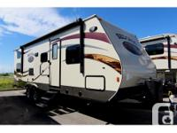 The Sedona 265BHS is just a step above the rest,