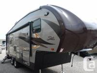 Check out this Shasta Phoenix 5th Wheel!  Comparable to