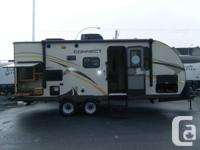 2014 KZ RV Spree Connect C220RBK (4409).  Use the