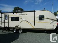 2014 KZ RV Spree Connect C260RKS (4333).  Use the