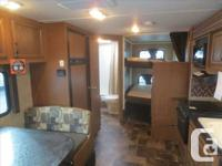 2014 Starcraft LAUNCH 28BHS For Sale In Abbotsford,