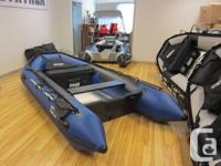 "Stryker Ranger LX 38012' 4"" Inflatable BoatStryker"