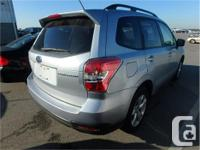 Make Subaru Model Forester Year 2014 Colour Ice Silver
