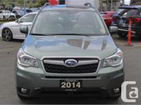 Make Subaru Model Forester Year 2014 Colour Green kms
