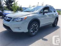 Make Subaru Model XV Crosstrek Year 2014 kms 165777