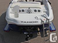 Boat, Motor, Trailer & Cover ALL INCLUDED! = $31,995