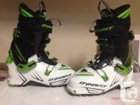 2014 Dynafit Mercury Touring Boots.  Made use of 6