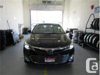 Make Toyota Model Avalon Year 2014 Colour Black kms