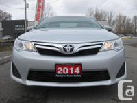 Make Toyota Model Camry Year 2014 Colour Silver kms