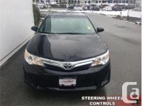 Make Toyota Model Camry Year 2014 Colour Black kms