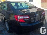 Make Toyota Model Camry Year 2015 Colour Black kms