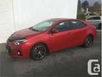 Make Toyota Model Corolla Year 2014 Colour Red kms
