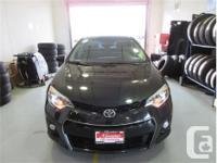 Make Toyota Model Corolla Year 2014 Colour Black kms