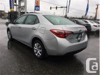 Make Toyota Model Corolla Year 2014 Colour Silver kms