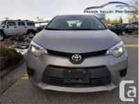 Make Toyota Model Corolla Year 2014 Colour Grey kms