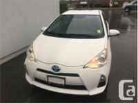 Make Toyota Model Prius c Year 2014 Colour Moonglow