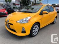Make Toyota Model Prius c Year 2014 Colour Yellow kms