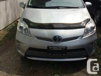 Make Toyota Model Prius Year 2014 Colour Silver kms