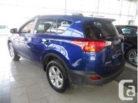 Make Toyota Model RAV4 Year 2014 Colour Blue kms 77104