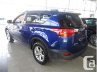 Make Toyota Model RAV4 Year 2014 Colour Blue kms 77104