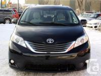 Make Toyota Model Sienna Year 2014 Colour Black kms
