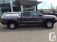 Make Toyota Model Tacoma Year 2014 Colour Gray kms