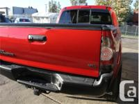 Make Toyota Model Tacoma Year 2014 Colour Red kms
