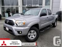 Make Toyota Model Tacoma Year 2014 Colour Silver kms