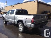 Make Toyota Model Tacoma Year 2014 Trans Automatic kms