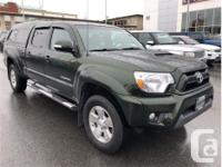 Make Toyota Model Tacoma Year 2014 kms 66714 Trans