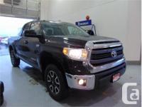 Make Toyota Model Tundra Year 2014 Colour Black kms