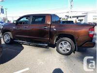 Make Toyota Model Tundra Year 2014 Colour Bronze kms