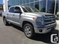 Make Toyota Model Tundra Year 2014 Trans Automatic kms