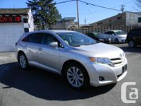 Make Toyota Model Venza Year 2014 Colour SILVER kms