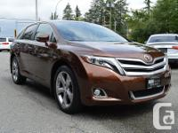 Make Toyota Model Venza Year 2014 Colour Brown kms