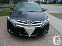 Make Toyota Model Venza Year 2014 Colour Black kms