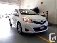 Make Toyota Model Yaris Year 2014 Colour White kms
