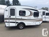 Prolite is an ultra light travel trailer supplier found