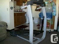 2014 Bowflex Treadclimber TC-10.  This is the most
