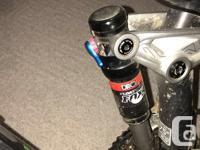 2014 Trek Remedy 7 excellent condition. Fork: RockShox
