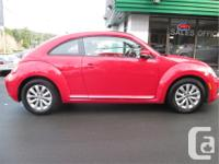 Make Volkswagen Model Beetle Year 2014 Colour Red kms