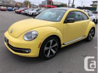 Make Volkswagen Model Beetle Year 2014 Colour Yellow