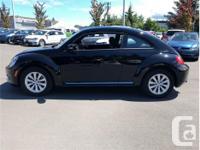Make Volkswagen Model Beetle Year 2014 Colour Black