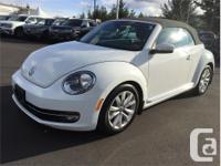 Make Volkswagen Model Beetle Year 2014 Colour White