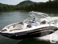 The new 2014 Yamaha Boats are now available. Every