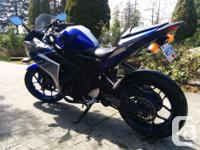 Make Yamaha Year 2015 kms 18000 clean - no scratches